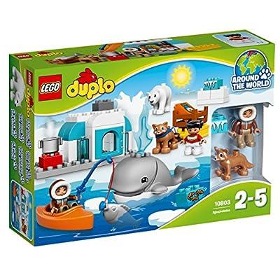 LEGO Duplo Arctic 10803 Playset Toy