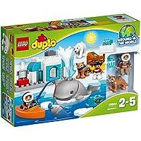 レゴ (LEGO) デュプロ 世界のどうぶつ 北極セット