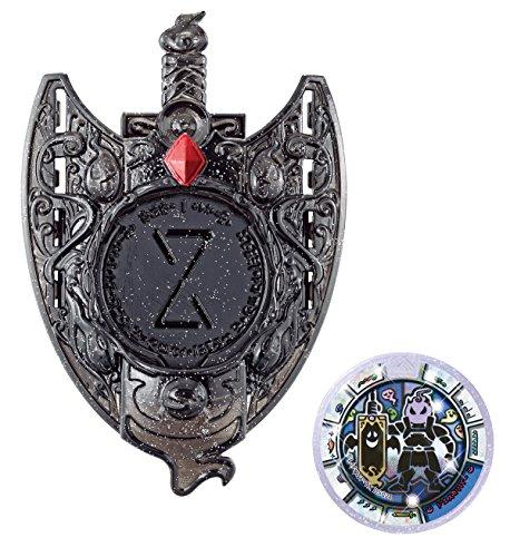 [해외]요괴 워치 비보 요괴 엠블럼 &  화석 메달 세트 08 도에스카리바/Yokai Watch Hiho Takahi Yokai Emblem &  Kaseki Medal Set 0 8 Deescalibur