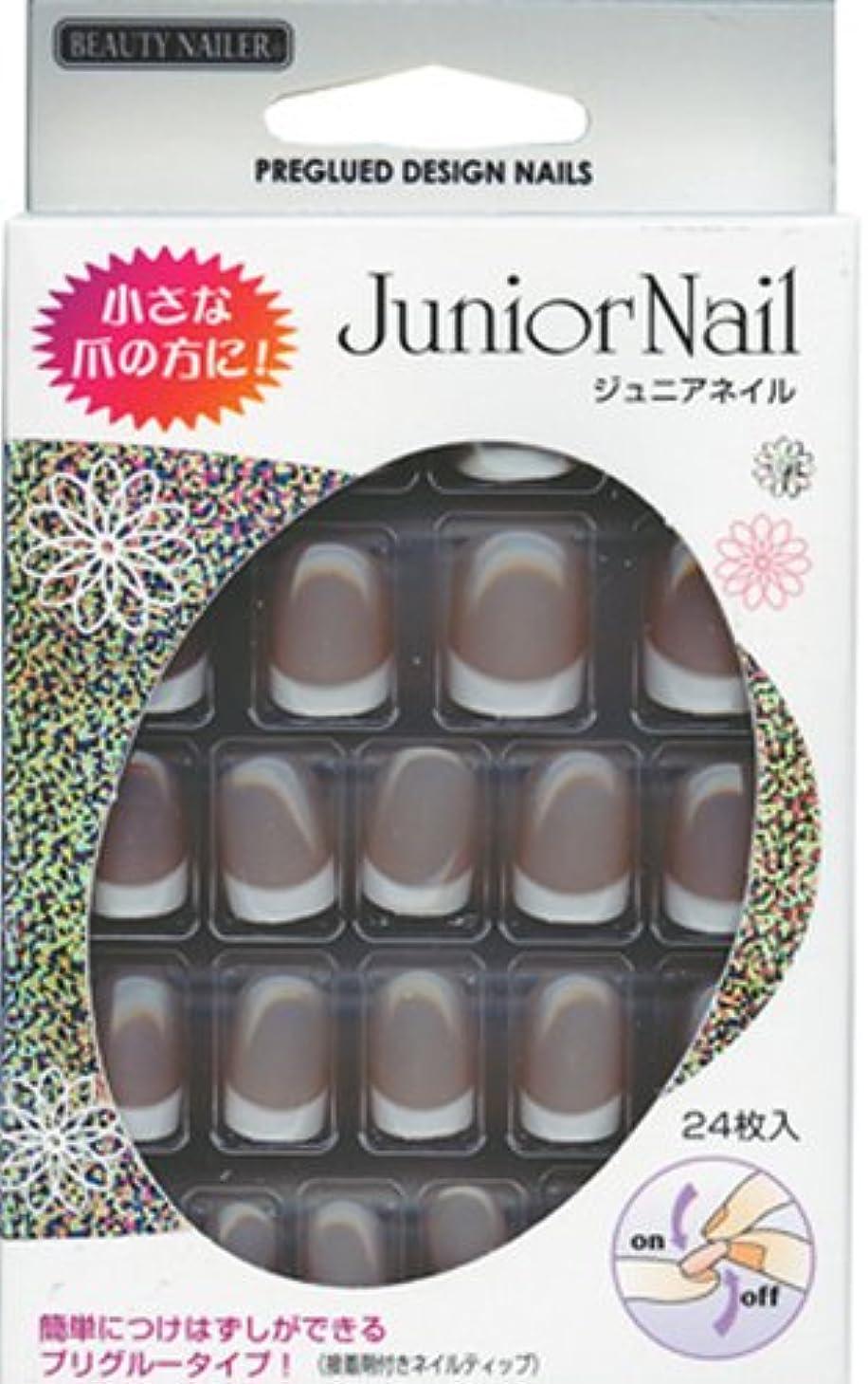 キウイ人形縫うムラキ デザインネイルチップ ジュニアネイル JN-2