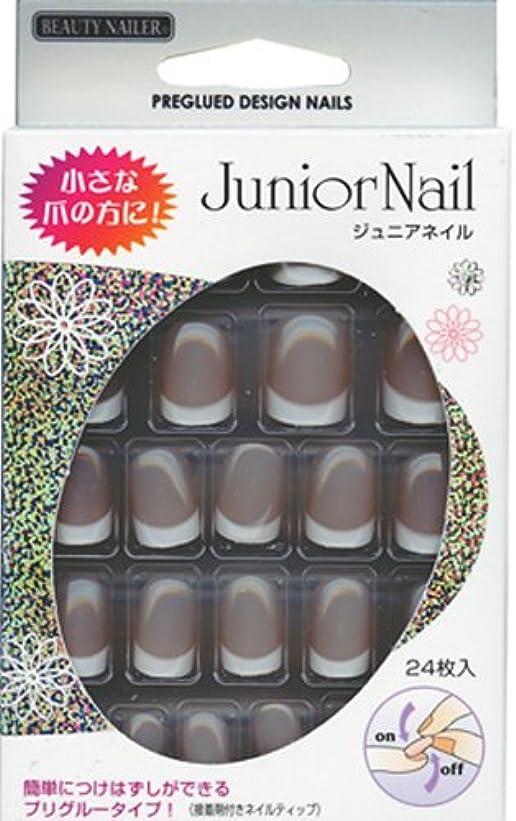 枝恐怖症ひどいムラキ デザインネイルチップ ジュニアネイル JN-2