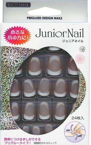 ムラキ デザインネイルチップ ジュニアネイル JN-2