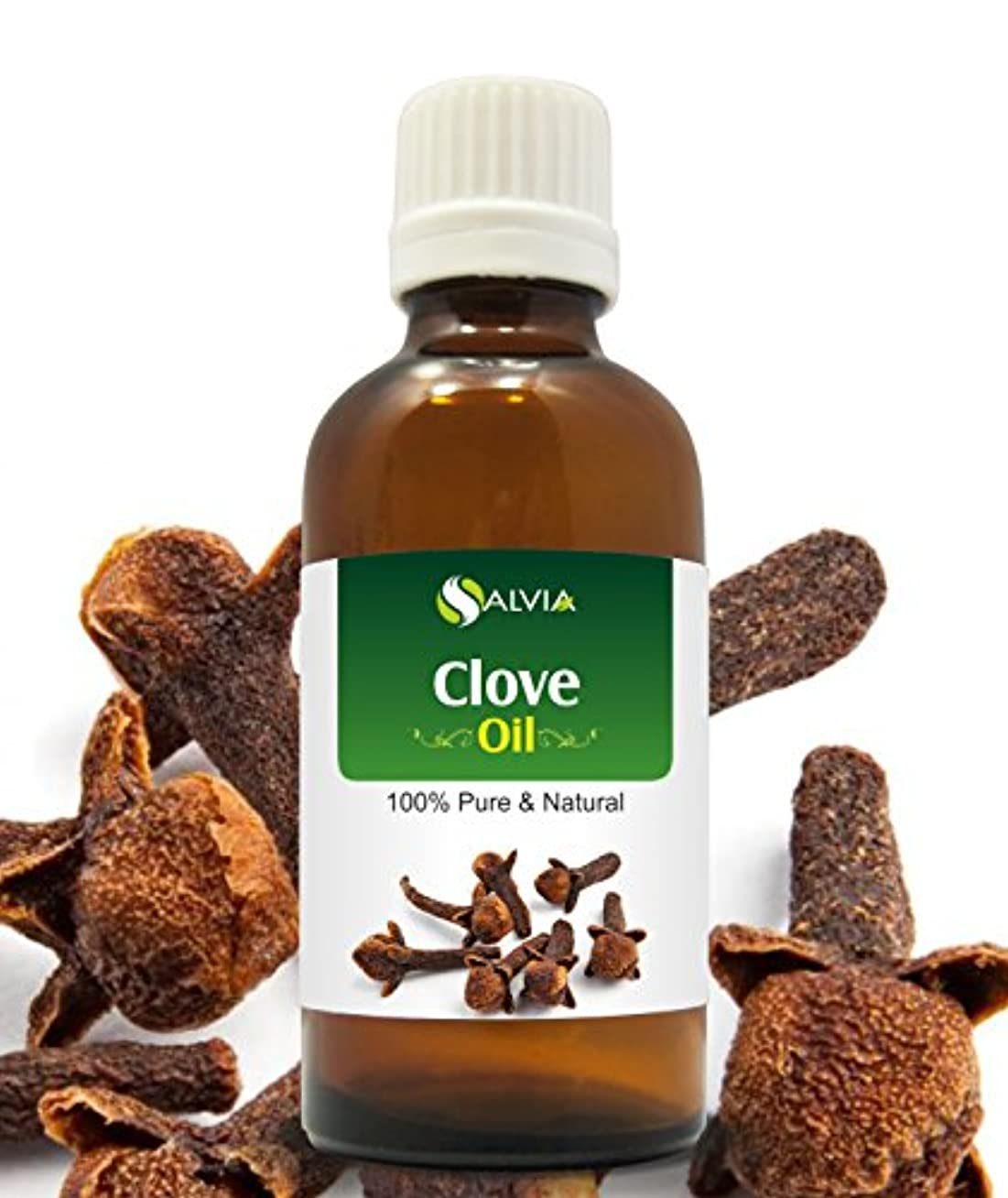 信じられない回転する製造CLOVE OIL 100% NATURAL PURE UNDILUTED UNCUT ESSENTIAL OIL 15ML