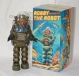 ビリケン商会 ブリキ ロビー・ザ・ロボット  【ブリキ玩具】【ロボット】