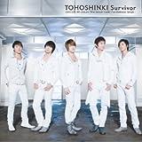 "Survivor ~090325 4th Album ""The Secret Code"" Pre-Release Single~【初回限定生産盤】"