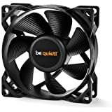 BeQuiet! 80MM Pure Wings 2 PWM, Rifle Bearing Fan, 19.2dB, Supports Water Cooling and Air Cooling, Silence Optimised Fan Blad