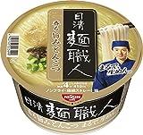 日清 麺職人 とんこつ 83g×12個
