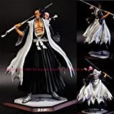 BLEACH/ブリーチ/フィギア/更木 剣八/1/8 BLEACH Resin GK Sculpture Kenpachi Zaraki Figure Model in stock