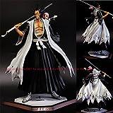BLEACH/ブリーチ/フィギア/更木 剣八/1/8 BLEACH Resin GK Sculpture Kenpachi Zaraki Figure Model in stock