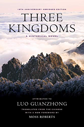 Download Three Kingdoms: A Historical Novel 0520282167