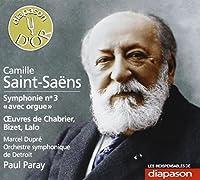 DUPRE-DETRIOT SIMPHONY ORCHESTRA-PARAY - Saint Saens- Symphony N. 3-Bizet-Carmen Suite-Lalo-Le Roi DYs (1 CD)