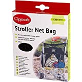 Clippasafe Stroller Net Bag - Black