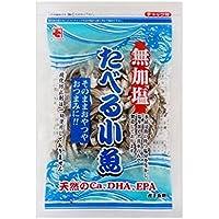 かね七 無加塩たべる小魚 50g