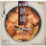 K&K 缶つま熟成 さの萬 萬幻豚 グリル 65g