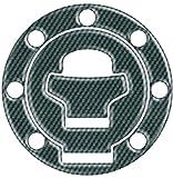 ラフアンドロード(ROUGH&ROAD) タンクキャッププロテクター print FUEL CAP プロテクション スズキ7穴 2002 PI1001SU02