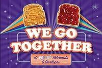 We Go Together: 10 Pop-Up Notecards & Envelopes