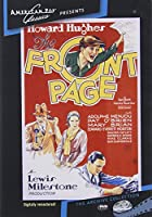 Front Page (1931) [DVD]