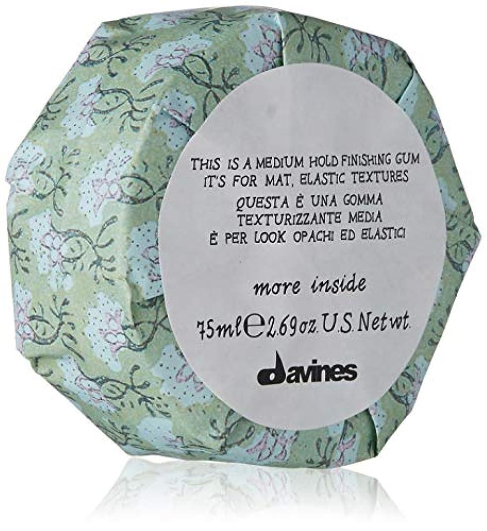 熱心な比類なき海外ダヴィネス More Inside This Is A Medium Hold Finishing Gum (For Mat, Elastic Textures) 75ml/2.69oz並行輸入品