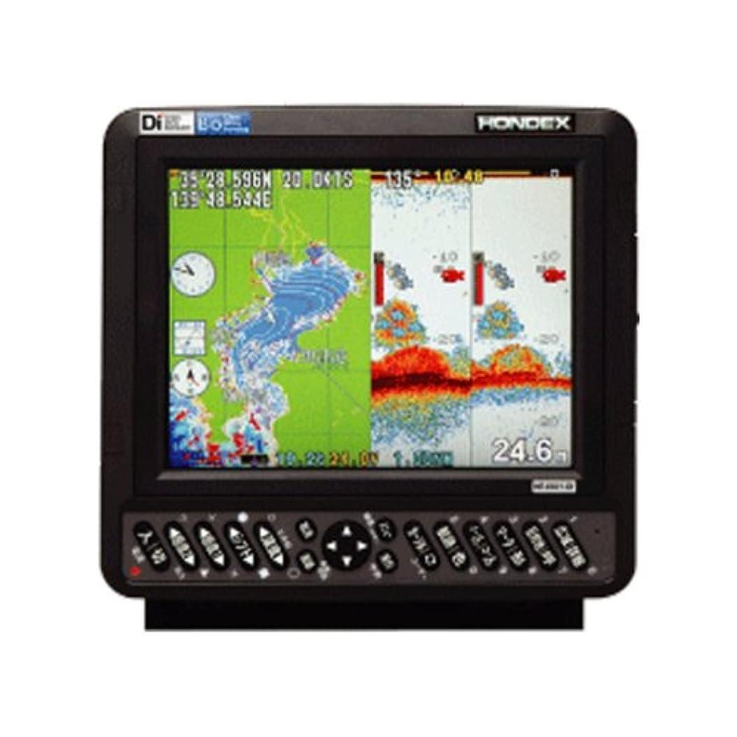 エトナ山同意する尊敬HONDEX(ホンデックス) 魚群探知機 プロッター魚探 HE-8301-Di-Bo GPS内蔵仕様 8.4型