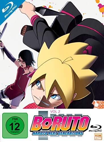 [画像:Boruto: Naruto Next Generations - Volume 2: Episode 16-32]