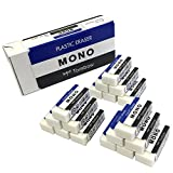 トンボ鉛筆 消しゴム MONO モノボックス 18個入 JHA-061