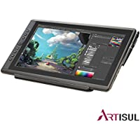 【ARTISUL】 アーティスル 液晶 ペンタブレット 15.6インチ フルHD 液晶 Artisul D16 (SP1601) スタンド 付