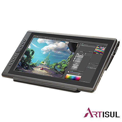 【ARTISUL】Artisul drawing tablet with screen 15.6 inch full HD liquid crystal Artisul D16 (SP1601) With stand