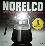 Norelco 12Cup Carafe for自動Dripコーヒーメーカー