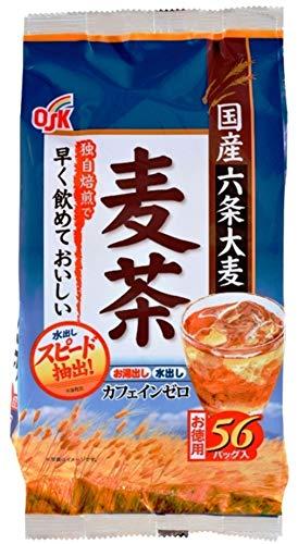 OSK 国産六条麦茶 56袋 7gX56P