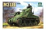 TAKOM 1/35 アメリカ軍 M3リー 中戦車 前期型 プラモデル TKO2085