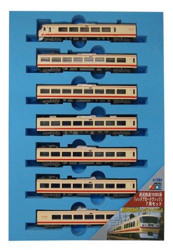 Nゲージ A1984 西武鉄道10000系「レッドアロークラシック」7両セット
