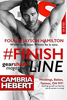 #FinishLine (GearShark Book 5) by [Hebert, Cambria]
