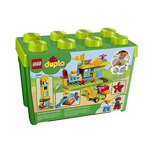 レゴ(LEGO) デュプロ みどりのコンテナス...の紹介画像9