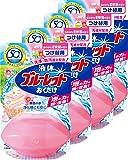 【まとめ買い】液体ブルーレットおくだけ トイレタンク芳香洗浄剤 詰め替え用 洗いたて柔軟剤の香り 70ml×4個