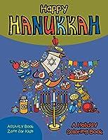 Happy Hanukkah! a Holiday Coloring Book