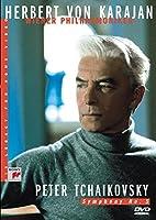 Herbert von Karajan : Tchaikovsky Symphony No.5 [DVD] [Import]
