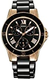 [オリエント]ORIENT 腕時計 マルチファンクション セラミック 日本製 SUT0F002B0  【逆輸入品】