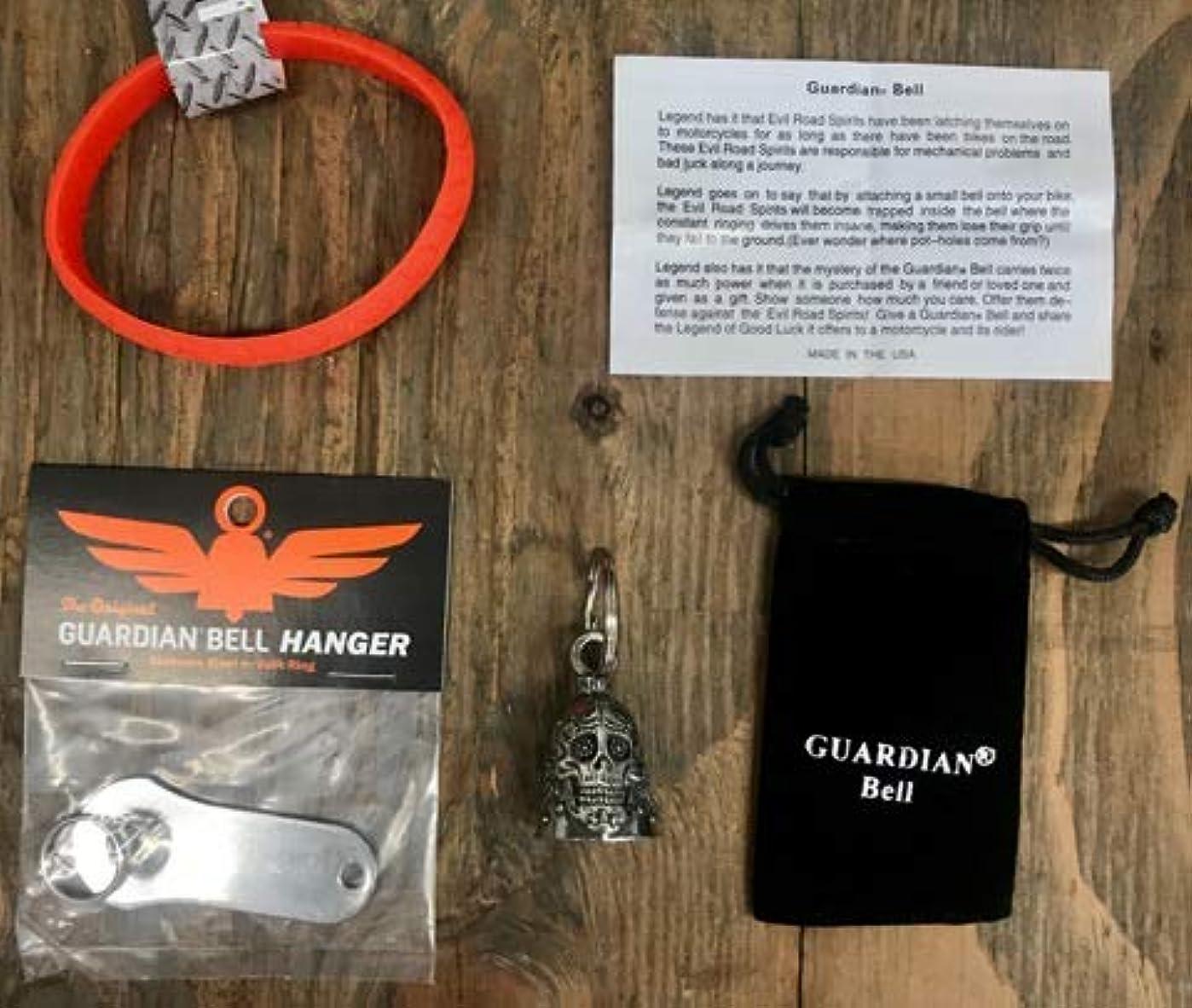 メッセンジャー真実に温度計Guardian® Bell シュガースカル コンプリートキット