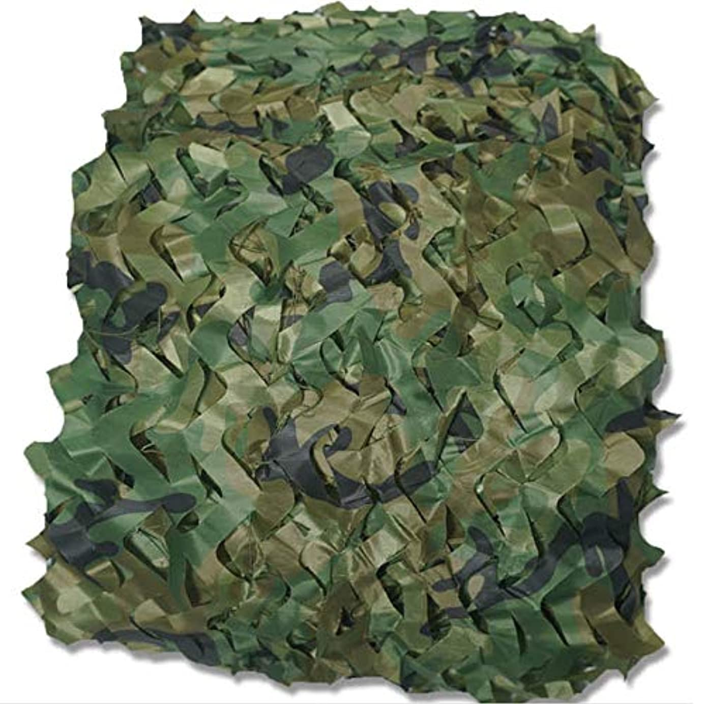 滞在廃止本土YNFNGXU 迷彩ネット屋内と屋外の装飾迷彩ネット陸軍ネットワークジャングル迷彩ネットキャンプ日焼け止め (サイズ さいず : 3x4m)