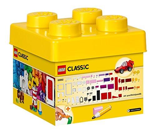 『レゴ (LEGO) クラシック 黄色のアイデアボックス<ベーシック> 10692』の8枚目の画像