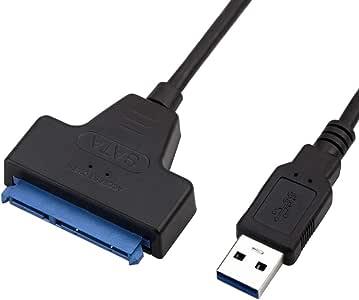 SATA-USB 3.0 変換ケーブル YOKELLMUX 2.5インチ SSD/HDD用