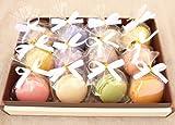天使のマカロン 12個入 リボン付き個包装 ホワイトデー お返し マカロン ギフト 詰め合わせ 誕生日プレゼント お菓子 内祝い