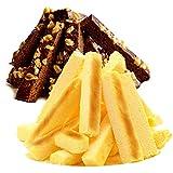 【ホワイトデー】天使のおくりもの 絶品スイーツ 本格チーズケーキ&濃厚チョコブラウニーセット 700g