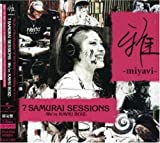 7 SAMURAI SESSIONS-We're KAVKI BOIZ-(初回限定盤)(DVD付) 画像
