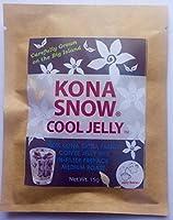 コナ・スノー クールジェリー  100%コナ エクストラファンシー コーヒーゼリーミックス×12袋