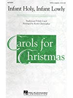 Infant Holy, Infant Lowly - SATB A Cappella - Partitions