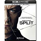スプリット (4K ULTRA HD + Blu-rayセット) [4K ULTRA HD + Blu-ray]