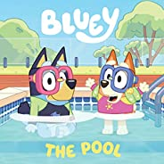 Bluey: The Pool: A Board Book