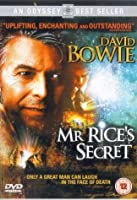 Mr. Rice's Secret [DVD] [Import]