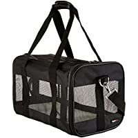 Amazonベーシック ペット用品 ソフトキャリーバッグ Mサイズ